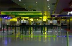 flygplatsinterior Fotografering för Bildbyråer