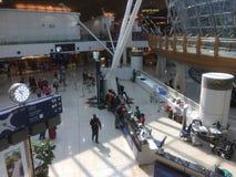 flygplatsinternational Kuala Lumpur Arkivfoton