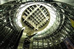 flygplatsinternational miami Arkivfoto