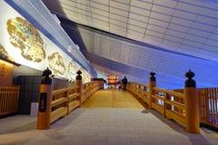 flygplatsinternational tokyo Arkivfoto