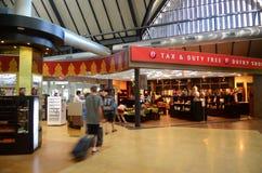 flygplatsinternationalen skördar siem Royaltyfria Foton
