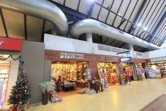flygplatsinternationalen skördar siem Royaltyfri Foto