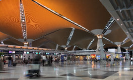 flygplatsklia Royaltyfri Bild