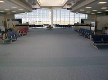 flygplatsområdesport royaltyfria foton