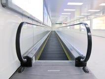 flygplatsrulltrappa Royaltyfria Bilder
