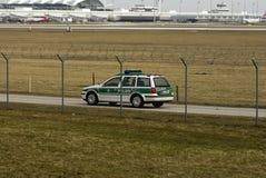 flygplatssäkerhet royaltyfria foton
