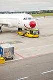 Flygplatsservice Royaltyfria Bilder