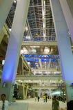 flygplatssikt Royaltyfria Bilder