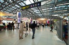 flygplatssuvarnabhumi Arkivbilder