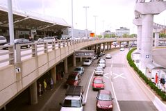 flygplatsterminal Royaltyfria Bilder