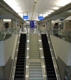 flygplatsterminal Arkivbild