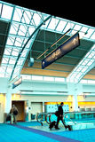 flygplatsterminal royaltyfri foto