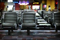 flygplatsvardagsrum Royaltyfri Fotografi