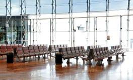 flygplatsvardagsrum royaltyfria foton