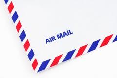 flygpost kuvert Royaltyfria Foton