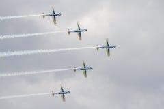 Flygshow Arkivbilder