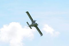 Flygshow Arkivbild