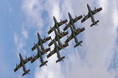 Flygvapen Royaltyfri Foto