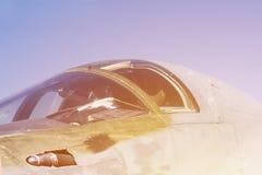 Flygvapenbakgrund Royaltyfria Bilder