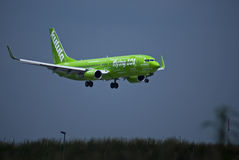 Flying 101 - Kulula Air - ZS-ZWP Royalty Free Stock Image