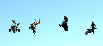 flying Stock Afbeeldingen