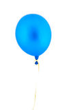 Flying balloon isolated Royalty Free Stock Photos