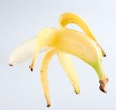 Flying banana Royalty Free Stock Image