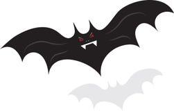 Flying Bat Royalty Free Stock Image