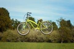 Flying Bike. Stock Images