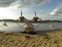 Flying boat Stock Photos