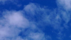 Flying clouds Royalty Free Stock Photos