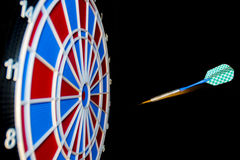 The Flying Dart Royalty Free Stock Photos