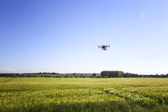 Flying Drone Stock Images
