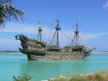 Flying Dutchman at Castaway C Stock Photography