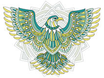 Flying eagle Royalty Free Stock Photo