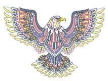 Flying eagle Royalty Free Stock Photos