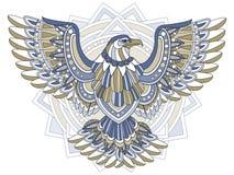 Flying eagle Stock Photography