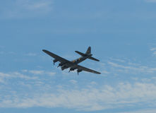 Flying Fortress Weston Air Festival Weston-s-Mare on Sunday 22nd June 2014 Stock Photos