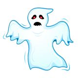 Flying Ghost Royalty Free Stock Photo
