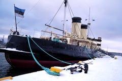 Flying Harbour (Estonian Maritime Museum) Stock Photos