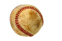 Flying Hardball Stock Photography