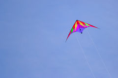 Flying kite Royalty Free Stock Image