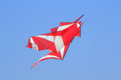 Flying kite Stock Photos