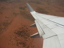 Flying over the NT Stock Photos