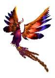 Flying Phoenix Stock Photos