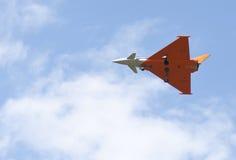 Flying plane Stock Photo