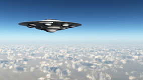 Flying Saucer Stock Photos