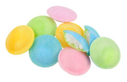 Flying Saucer Novelty Sweets Royalty Free Stock Image