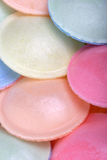 Flying saucers Royalty Free Stock Photos