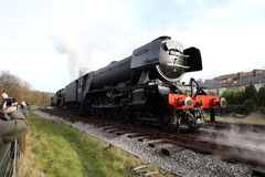 Flying Scotsman, Royalty Free Stock Photography